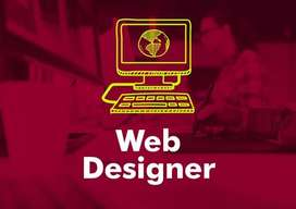 Web designer and Developer Requirements