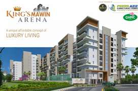 3BHK and 4BHK LUXURIOUS APARTMENTS AT ARAMGHAR  PVNR Express Way