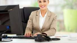 back office executive data entry Driver / telecaller required