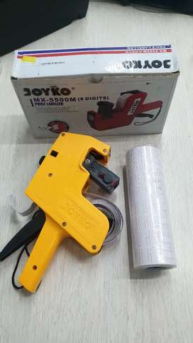 Price Labeller Joyko MX-5500M (8 digits) Second