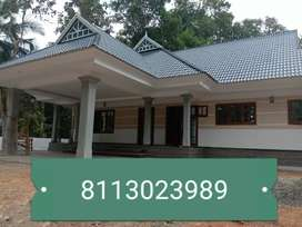 BEAUTIFUL BRAND NEW HOUSE SALE IN PALA THODUPUZHA HIGHWAY 3 KM