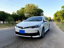 Rent a Car Toyota Corolla GLI NEAR BY CITIES & MULTAN LAHORE ISLAMABAD