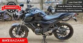 Yamaha FZ V3 on Easy EMI and Warranty