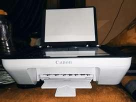 Canon Pixma E477 Colour Printer