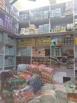 experience salesman required timings-10a.m to 9p.m  manik chowk jhansi
