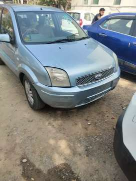 Ford Fusion 2006 Petrol Good Condition
