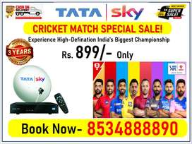 Tata Sky & Airtel Tv ALL Dth Service DAMAKA Offer Only-999/- DISH TVTa