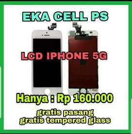 Lcd Iphone 5G Harga murah,,gratis pasang,,bergaransi