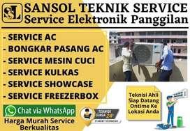 Service AC KULKAS Servis Mesin Cuci Babat Lamongan