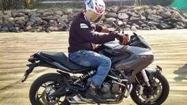 Sports Bike Benneli 600GT