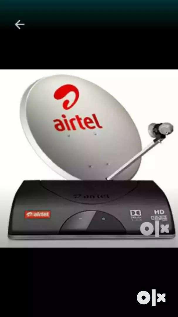 Airtel dish 0