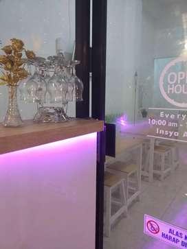 Di Cari Pramusaji mini Cafe gaji 1500000