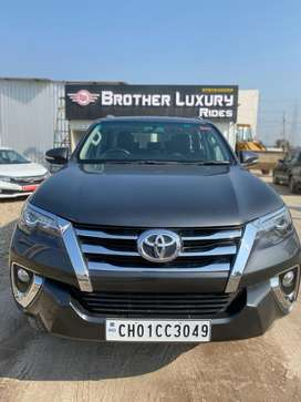 Toyota Fortuner 2011-2016 4x2 Manual, 2017, Diesel