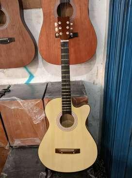 Gitar akustik pemula string new