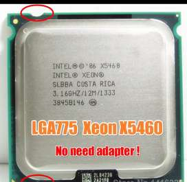Intel Xeon Processor X5460 (3.16 GHz, Modded for LGA 775 socket)