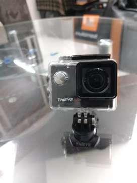 ThiEYE i60+ 4k ultra HD wifi action camera