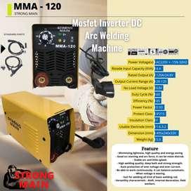 welding machine atau mesin las portable