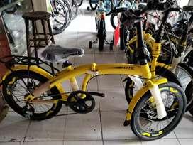 Sepedah lipat exsotik 2029sl size 20