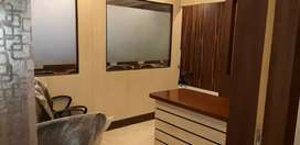 Furnished office spase available in City centre 2 near akankha more