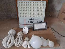 SMD Light, LED Bulb, Search Light and any more home using lights.