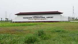 Tanah Kavling Timur Bandara YIA DIskon Promo 25% SHM Pecah Unit