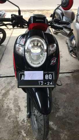 HONDA SCOOPY SPORTY TAHUN 2019 STNK ADA (RAHARJA MOTOR)