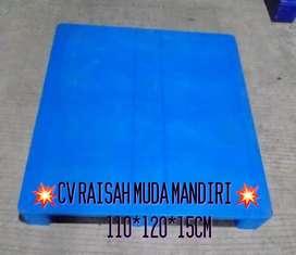 CV RAISAH MUDA MANDIRIJUAL BELLI PALLET PLASTIK SUPER《M FLAT05A》
