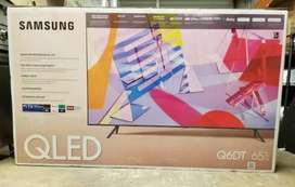 "Samsung 65"" smart QLed Tv {8K +HDR }Brand new box packed,Free Delivery"