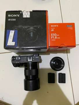 kamera sony a6300