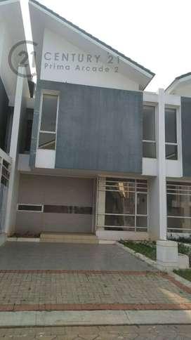 DIjual Rumah Minimalis Siap Huni di Discovery Bintaro (SC1680)