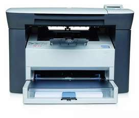 Hp printer 1005. With warranty