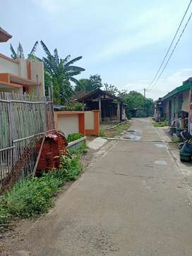 Rumah kampung bangunan baru