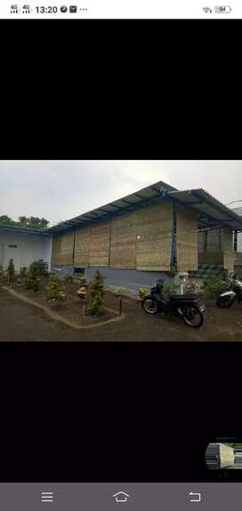 Tirai bambu Mojokerto