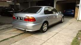 Honda Ferio manual th 2000