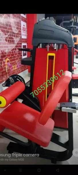 Get brand new gym setup