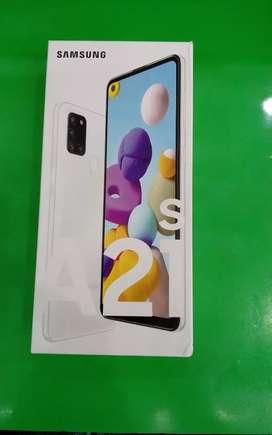 A21s - 4gb/64gb wholesale price 15400 cash new box