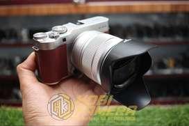 Kamera Mirrorless FujiFilm X-A3 Lensa 16-50mm AF OIS FULLSET