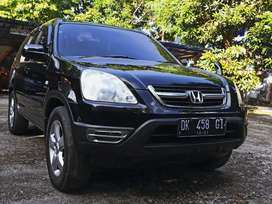 Harga Spesial Kredit Honda CR-V Premier '04 MANUAL