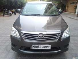 Toyota Innova 2.5 GX BS III 7 STR, 2013, Diesel