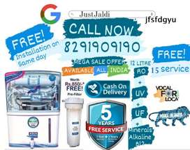 jfsfdgyu RO Water Filter Water Tank Water Purifier DTH TV.   αqυα ɢrαɴ