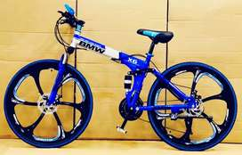 Bmw 21 gear folding cycle. (All new cycle. My show room)