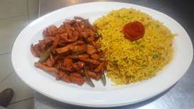 Required cook for restaurant