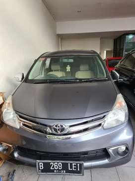 Toyota Avanza G MT 2011/2012