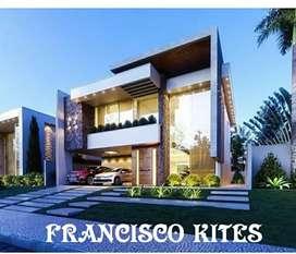 Arabic style Luxurious villa project in kakkanad , amabalapaddy