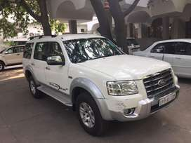Ford Endeavour 2.2 Trend Manual 4x4, 2008, Diesel