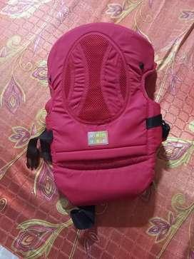 Baby carry bag, kangaroo bag, Mee mee brand, 6 in 1