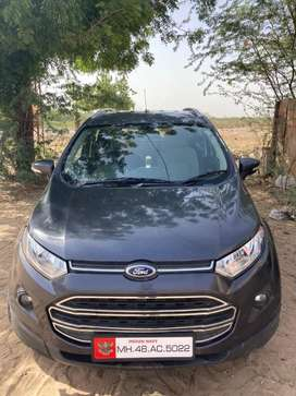 Ford Ecosport Petrol Good Condition