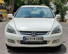 Honda Accord 2.4 Elegance Manual, 2006, Petrol