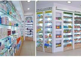 Pharmasist required for medical shop t