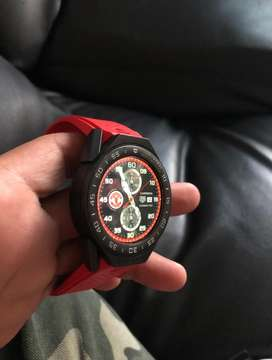 Tag heuer Connected Modular 45 Titanium Black